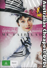 My Fair Lady  DVD NEW, FREE POSTAGE WITHIN AUSTRALIA REGION ALL