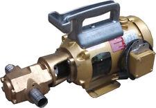 Portable Oil Transfer Gear Pump 20gpm 50hz