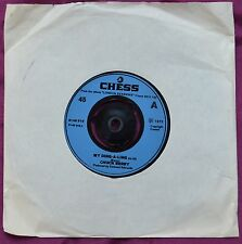 """Chuck Berry – My Ding-A-Ling 7"""" – 6145 019 – VG"""