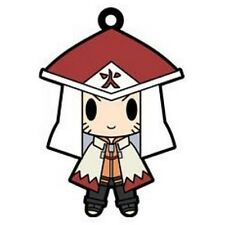 Naruto Boruto Naruto Hokage Rubber Key Chain Anime Manga Licensed Mint