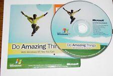 VINTAGE MICROSOFT WINDOWS INSTALLATION CD DISC XP X10-16282 COMPUTER SOFTWARE
