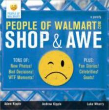 Walmart Book People of Walmart Shop and Awe Paperback Book Funny Photos Humor