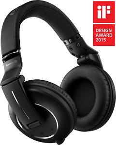 Pioneer HDJ-2000MK2-K Flagship Pro-DJ Monitor Headphones (Black)