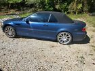 2005 BMW M3  2005 BMW M3 Convertible Mystic Blue Complete Shell Cheap Clean Title