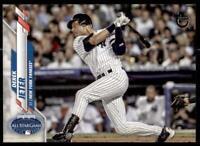 2020 Update Base Vintage Stock #U-257 Derek Jeter /99 - New York Yankees