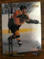 1998-99 Topps Finest #101  Ray Bourque Boston Bruins  NrMt