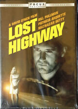 LOST HIGHWAY - BILL PULLMAN, PATRICIA ARQUETTE - DVD 0 - STILL SEALED ?