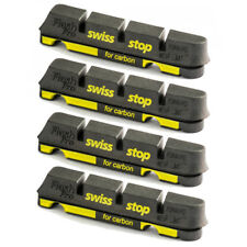 Swissstop Flash Pro Brake Pads - Black Prince For Carbon Rims