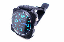 HD 1080P 32G Sound Detection Spy Camera Watch Waterproof Hidden Gadget DVR IR