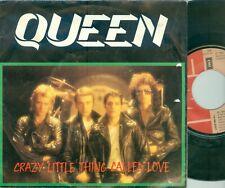 QUEEN - CRAZY LITTLE THING CALLED LOVE ( DUTCH EMI 1A 006-63317 (1979)
