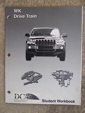 2004 Daimler Chrysler WK Drive Train Jeep Training Manual MORE IN OUR STORE   U