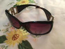 Vintage Calvin Klein  Sunglasses R545S Tortoise Shell Frames, Rose Tinted Lenses
