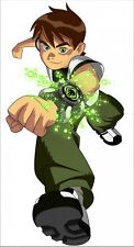 """039 Ben 10 - American Animated Series Man of Action 14""""x26"""" Poster"""