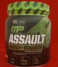 Muscle Pharm Assault Energy + Stregth Fruit Punch 30 Servings