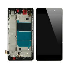 For Huawei P8 Lite 2016 LCD Display Touch Screen Digitizer Glass Assembly Frame