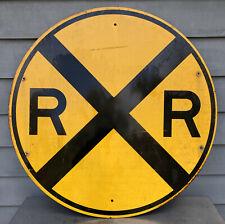 Railroad Crossing Sign 36� Transportation Sign