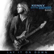 Kenny Wayne Shepherd-Lay It On Down (DELUXE DIGIBOOK) CD NUOVO