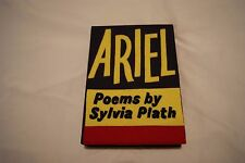 NEW OLYMPIA LE TAN ARIEL POEMS BY SYLVIA PLATH clutch RARE! MADE IN FRANCE