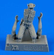 Aerobonus 1/48 U.S.A.F. manutenzione Crew guerra del Vietnam-Fattoria Gate operazione # 480