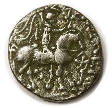 Indo-Scythians, Azes II, AR Tetradrachm, 35-5 AD (21 mm, 9.59 gm)