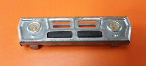TONKA Truck Grille /  Headlamps / rubber Front Bumper  Parts ~ cement turbine