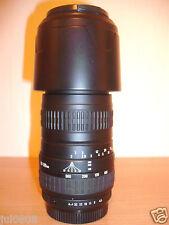 """""""la macchina fotografica archivio 'SIGMA 100-300MM ~ 1:4. 5-6.7 DL ZOOM LENS TAPPI ~ ~ Filtro Cappa ~ 6A14"""