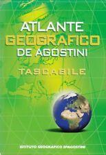 ATLANTE GEOGRAFICO TASCABILE ed. De Agostini