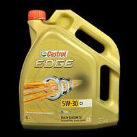 6L Castrol EDGE 5W-30 C3 TITANIUM FST 5L + 1L - BMW LL04, MB 229.51, VW, Opel