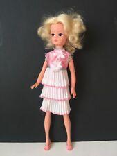 Faerie Glen pink cocktail evening dress fit Sindy Tina Barbie dolls SHIMMYSHIM