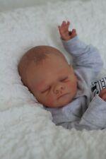 LOVELY REBORN FREYA KEWY - BABY BOY DOLL - 4LB 15OZ - NUBORNZ NURSERY