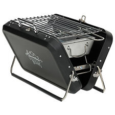 Gentlemen's Hardware - Suitcase Style Portable Barbecue in Presentation Gift Box
