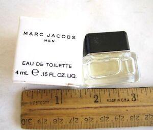 2=1+1 NEW MEN MINI: MARC JACOBS EDT 0.15 OZ e 4 ML + ESCADA VIAL: So Big Sale