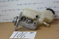 09 10 Toyota Matrix 2.4 L Auto FWD Used Master Brake Cylinder #106BC