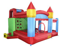 NEW  Super Slide Jumping Castle Bounce House Inflatable Bouncer Fun Play House