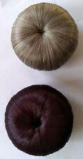 KOKO Hair Bun Extension Chignons Hair Piece Buns Synthetic Hair Bun Sleek Look
