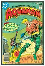 Aquaman #58 VG DC Comics 1977 Bondage Cover   Mera's Quest