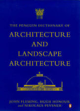 The Penguin Dictionary of Architecture and Landscape Architecture, 5th-ExLibrary