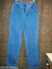 Lawman Superior Fit Jeans Size 9 100% Cotton Cowgirl Rodeo Rockabilly Inseam 36
