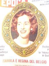 Epoca 533 1960 Claretta Petacci si confessa a Dongo