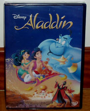 ALADDIN DISNEY CLASSIQUE NUMÉRO 31 DVD NEUF SCELLÉ ANIMATION (SANS OUVRIR) R2