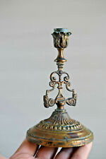 ⭐ antique bronze Candlestick ,Candle holder ⭐