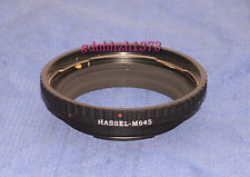Hasselblad V Bayonet C/CF Lens to Mamiya 645 mount Camera adapter 645J 645E M645