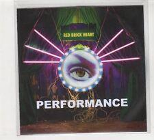 (HD211) Red Brick Heart, Performance sampler - 2010 DJ CD