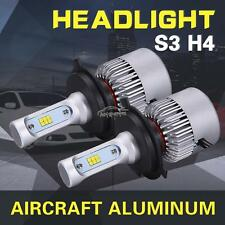 H4 9003 HB2 252W 25200LM Philips LED Headlight Kit Hi/Low Beam Bulbs High Power
