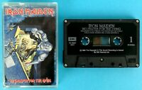 IRON MAIDEN - NO PRAYER FOR THE DAYING - EMI 1990 - MUSICASSETTA - CASSETTA