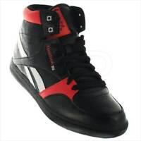 Reebok Classic Courtee Mid Size 9.5 Black RRP £60 BNIB J05523