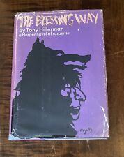 The Blessing Way Tony Hillerman First Edition Rare HBDJ First Book