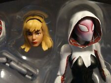 MARVEL LEGENDS SPIDER GWEN w/ ABSORBING MAN CHAIN - MIP  !!!