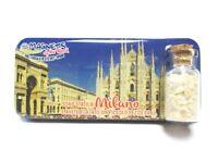 Mailand Dom Milano Foto Magnet 9cm Epoxid Sandfläschen Souvenir Italien