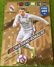 Panini FIFA 365 (2018)_Limited Edition Cristiano Ronaldo